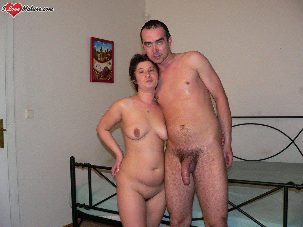 Mature nude men